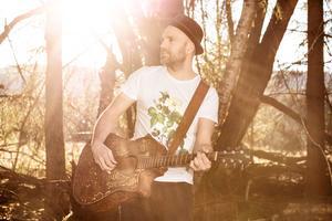 Stiko Per Larsson kommer att tolka Tom Petty 18 december. Foto: Anton Ryvang