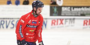 Mattias Hammarström kommer rehabträna för att bli spelklar lagom till Svenska Cupen.