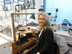 Anna Danielsson Nordström började jobba i branschen när hon var 16 år.