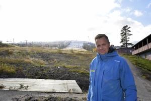 En vinter som väntar med närheten till nya flygplatsen bidrar till Johan Thorns tro på en fortsatt stark utveckling.