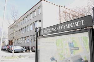 Rudbeckianska gymnasiet, Sveriges äldsta gymnasium.