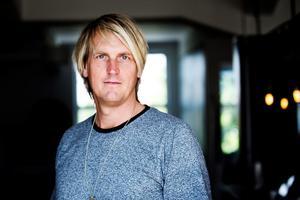 Niclas Molinder driver Creative house som nu drar igång ett projekt för att få stockholmare att satsa på IT-företag i Örebro.Arkivfoto: Filip Erlind