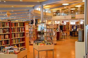 Bollnäs bibliotek är ett av Hälsinglands och Gästriklands bibliotek som kan få utmärkelsen Årets bibliotek.
