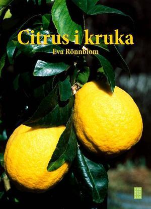 Citrus i kruka, Eva Rönnblom. Foto: Ica BokförlagFunderar du på hur du bäst sköter dina citrusträd eller är du nyfiken på man sätter sin personliga prägel på en radhusträdgård? Bland vårens trädgårdsböcker finns många godbitar.