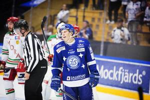 Toni Kähkönen missar de två närmsta kvalmatcherna.
