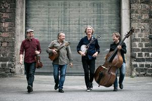 Quilty spelar i Falun den 4 mars, och firar i år 25 år som band. Foto: Ryan Garrison