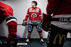 Oliwer Fjellström. Bild: Michael Erichsen/Bildbyrån