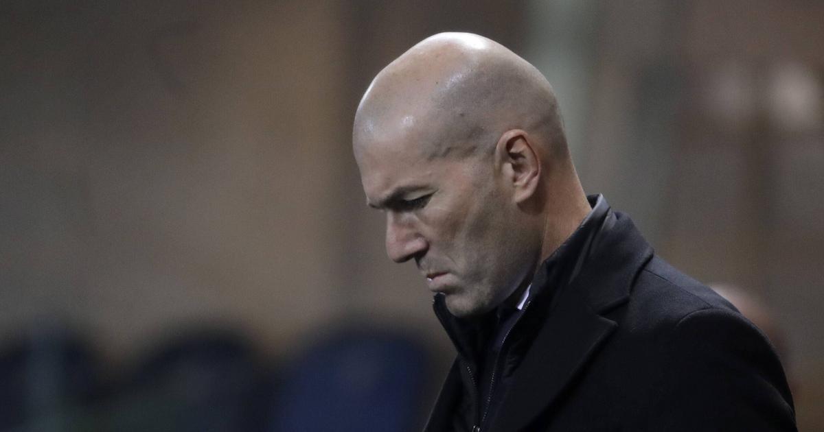 "Zidane kritisk mot Real: ""Inget förtroende"""