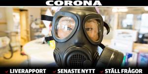 JUST NU: Följ utvecklingen kring pandemin • Senaste siffrorna • Senaste nyheterna