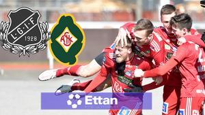 Skövde AIK förlorade borta mot Lindome – se reprisen här