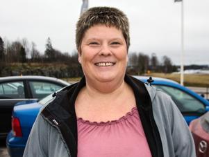 Annette Friberg, 49, barnskötare, Bergeforsen
