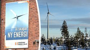 Till Hemab Härnsösand som planerar nya vindkraftsbyggen – här är frågor som allmänhet undrar över. Det skriver signaturen OGW.Bild: Lennart Lundberg/Arkiv och TT