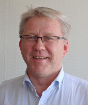 Christer Gerdtman är en av investerarna i Västerås Tech Invest. Ett nystartat företag där 18 entreprenörer har gått ihop för att investera i och hjälpa små lokala företag med potential att växa. Foto: Johan Frisk