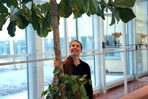 Vi behöver ta tillvara på och skapa gröna nätverk i en stad, säger Marita Wallhagen.