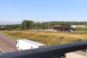 Ett nytt stort djursjukhus planeras i Falun. Det ska ligga på Tallen-området intill E16, i anslutning till Assistancekåren.