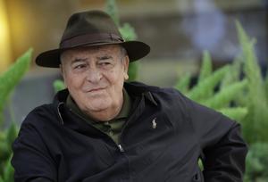 Bernardo Bertolucci blev 78 år. Arkivbild.Foto: Andrew Medichini