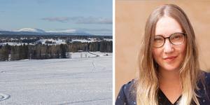 Arkivbilder. Lovisa Roos är riksordförande för Fältbiologerna.