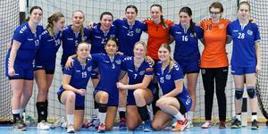Kramfors damer slutade tvåa i division 2 förra säsongen. Bild: Kramfors-Alliansen