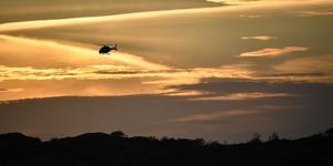 Arkivbild: Scanpix. Helikoptern på bilden har inget med det nystartade företaget att göra.