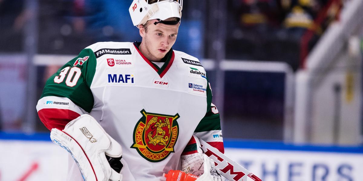 Olof Lindbom bekräftar anbud från SHL och Finland – pratar fortfarande med Mora IK