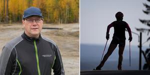 Benny Ljungdal, till vänster. Foto: Linnea Karlsson/Per Danielsson.