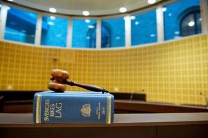 En man från Mora kommun har dömts till dagsböter för två fall av olovlig körning.  Foto: Jessica Gow/TT