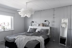 Huset har idag tre sovrum. Foto: Utsikten foto