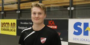 Rasmus Svensson har anslutit till Sala HF denna säsong.