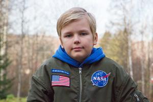 Axel Sjöström, 11, skickade in ett medborgarförslag om en skateramp för fem år sedan – i år skickade han in ett nytt eftersom det fortfarande inte finns en skateramp i Horndal.