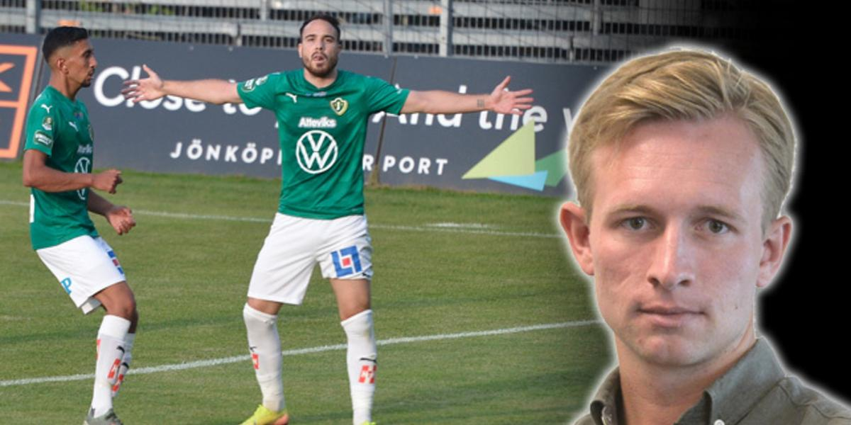 J-Södra slog Umeå på hemmaplan • Andersson: Jag trodde aldrig jag skulle säga det