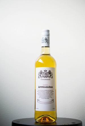 Vinfabrikens Äppelglögg, 11%, 79 kronor. Betyg: 4,5