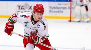 Jesper Sellgren lämnade Modo för ett år sedan – nu har han skrivit på ett NHL-kontrakt och sett till att Modo får runt 1,7 miljoner kronor i spelarersättning. Bild: K-G Z Fougstedt/Bildbyrån