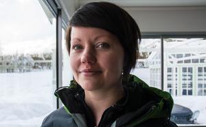 """""""Jag vill nog hela tiden göra något nytt"""" säger Hanna Helin som planerar att gå en kurs i permakultur – det handlar om att formge trädgården så att man skapar kretslopp, i samarbete med naturen."""