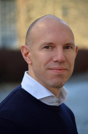 Tomas Nilsson, utredare på Läkemedelsverket. Foto: Läkemedelsverket.