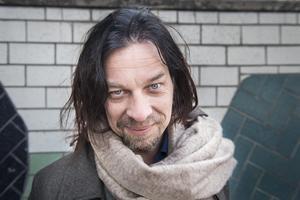 Bob Hansson får Stig Sjödin-priset. Bild: Nora Lorek / TT