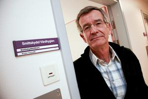 Peter Iveroth var smittskyddsläkare i Region Jönköping i sju år. Nu kommer den pensionerade experten att svara på läsarnas frågor om coronaviruset.