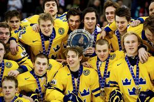 Drömmar om guld fortsatte att vara drömmar. Sverige kunde inte rå på USA och fick istället spela bronsmatch, och kunde för en gångs skull känna glädjen i att få vinna ett brons istället för att förlora ett guld. Bild: Joel Marklund/Bildbyrån