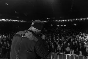 – Det som är Smash är fortfarande min röst och våra underbara låtskrivare. Det ska bli spännande att se vart femte skivan tar vägen, säger sångaren Chris Adam Hedman Sörbye. Foto: Steven Erixon.