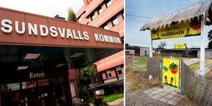 Vad som behövs är projekt, finansierade med statliga, kommunala eller EU-pengar. Ett exempel på något som skulle fungera; Sundsvalls kommun köper tillbaka Tranviken, skriver signaturen Skattebetalare.