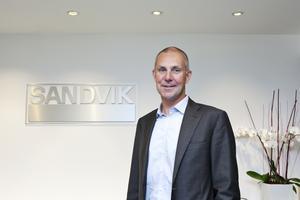 Olof Faxander, Sandviks vd 2011–2015.