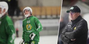 Stefan Karlsson saknar två spelare i premiären – bland annat David Thorén.
