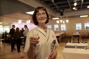 Eva Hellberg, avdelningschef lungavdelning 12 inom hjärt- lungfysiologiska kliniken.