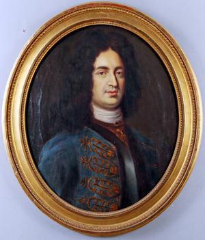 Landshövdingen Hugo Hamilton var en rutinerad militär och lyckades hindra ryssarna att invadera Gävle 1719.