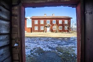 Gästgivars i Vallsta, ett av Unsescos världsarv, såldes förra året. foto: Henrik Nyblad