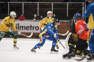 25 november gjorde Misha Svechnikov sin första match för säsongen i mötet med Nässjö. Nu jobbar Ljusdals stjärna för en ny comeback.