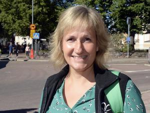 Anna Hed (C), kommunalråd i Mora.