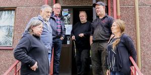 Att hela Sverige ska leva borde efterlevas mer, tycker Gun-Britt Nordin Wallin, Staffan Göransson, Esbjörn Jacobsson, Bengt-Olof Strand, Staffan Westh och Solveig Abrahamssoni Hoting.