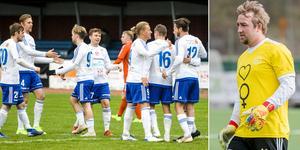 Mathias Svärd och Iggesund tog på torsdagen sjätte seger vilket placerar laget på en andraplats i tabellen.