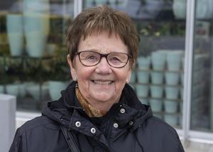 Eila Rutberg, 80, pensionär, Sundsvall