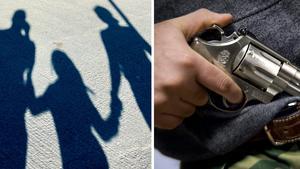 Ingemar Nilsson (S) skriver att Moderaternas kriminalpolitiska väg inte leder till mer trygghet i samhället. Bilder: Gorm Kallestad/TT / Claudio Bresciani/TT